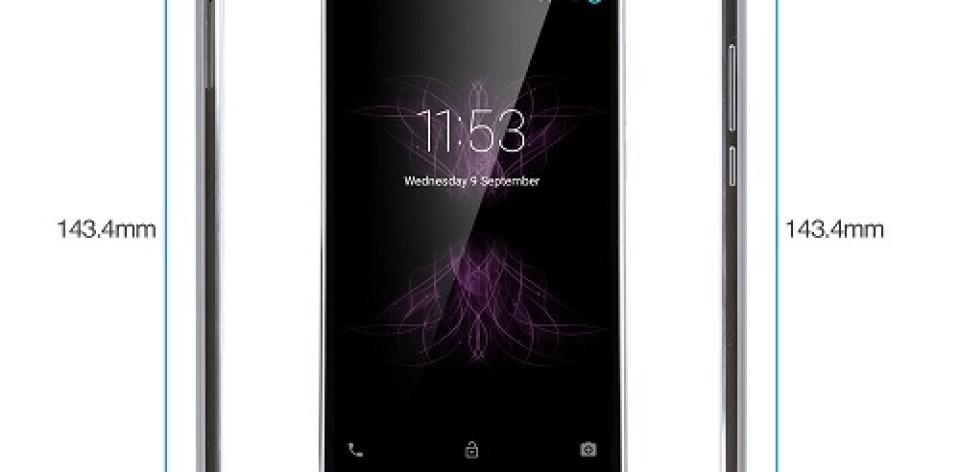 Cubot X17: Smartphone Metal Tipis dengan RAM 3GB Hanya 2,2 Juta dg