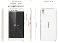 Ulefone Paris: Smartphone Metal 5 inci 2,5D yang Fashionabel sqq