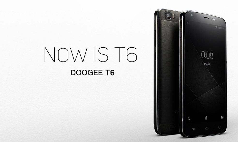 Doogee T6 banner