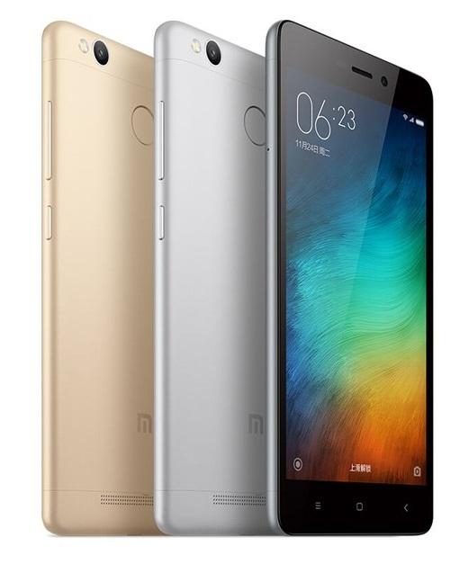 Xiaomi Redmi 3 Pro dengan RAM 3GB, Fingerprint: Harga dan Spesifikasi 32