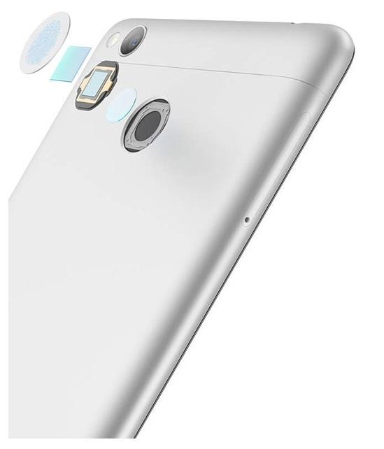 Xiaomi Redmi 3 Pro dengan RAM 3GB, Fingerprint: Harga dan Spesifikasi 3r