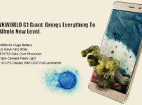 Harga dan Spesifikasi Vkworld G1 Giant: RAM 3GB Batere 5000 mAh ew