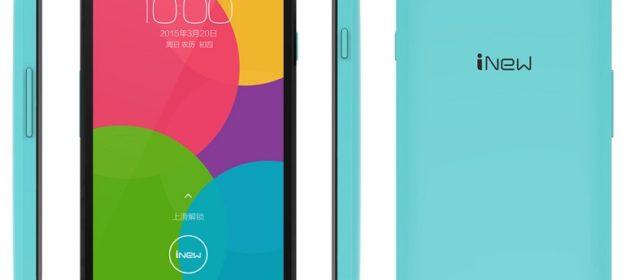 Harga dan Spesifikasi iNew U3: Smartphone 4.5 inci 4G rew