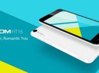 Homtom HT16: Smartphone Murah Warna Romantis we