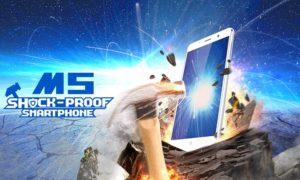 Leagoo M5 dengan Layar Super Kuat, RAM 2GB, Harga Murah Dirilis ds