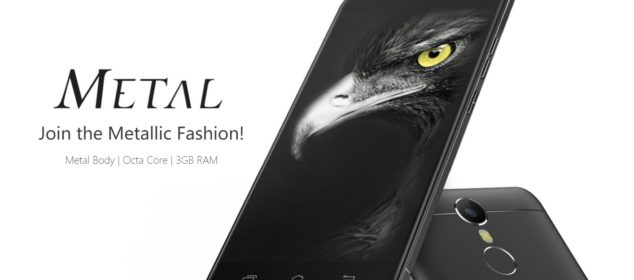 Ulefone Metal: Smartphone Keren RAM 3GB Harga 1,5 Jt Dirilis ds