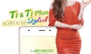 Leagoo Siapkan 3 Smartphone Baru: Leagoo T1, T1 Plus dan M5 ew