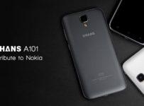 Harga dan Spesifikasi Uhans A101: Smartphone Nyaman nan Stylish color