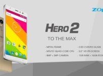 Zopo Hero 2: Phablet Murah dengan Fingerprint dan MT6737 ds