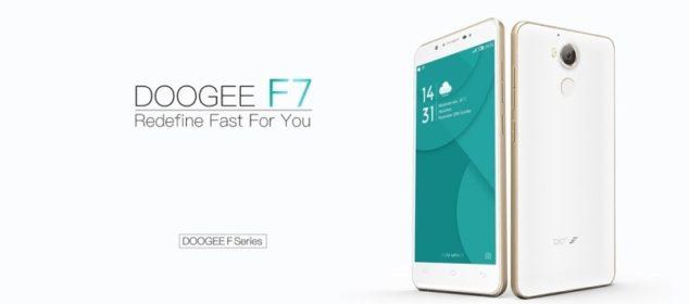 Doogee F7: Phablet Termurah dengan Helio X20 f