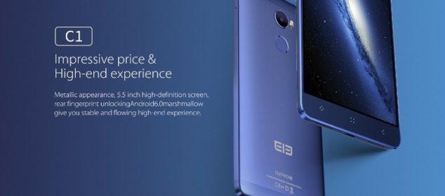 Elephone C1 Dirilis: Phablet Full Metal Harga Murah Spek Bagus b