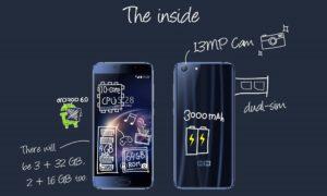 Inilah 3 Varian Elephone S7: Bezel-Less, RAM 4GB, ROM 64GB dan Helio X20 g