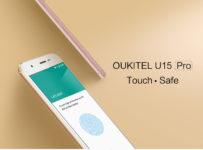 Oukitel U15 Pro Diumumkan: Phablet RAM 3GB dan Kamera 16MP f