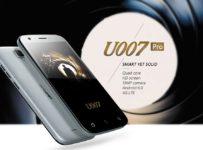 Ulefone U007 Pro dirilis dengan 4G LTE: Harga Tetap 900 Ribu 4