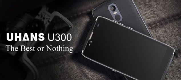 Teaser Uhans U300: Smartphone RAM 4GB Batere Besar Harga Murah d
