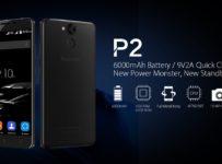 Blackview P2 dirilis: RAM 4GB + 64GB, Batere 6000 mAh, Harga 2,7 Juta 1