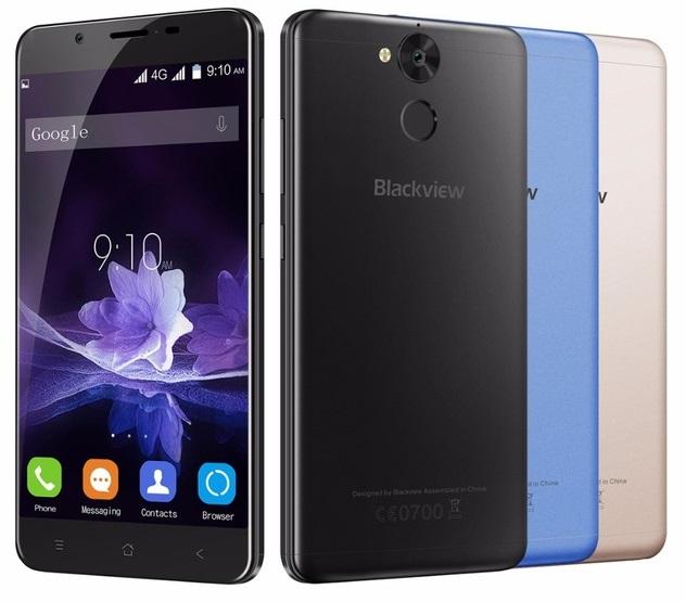 Blackview P2 dirilis: RAM 4GB + 64GB, Batere 6000 mAh, Harga 2,7 Juta 2