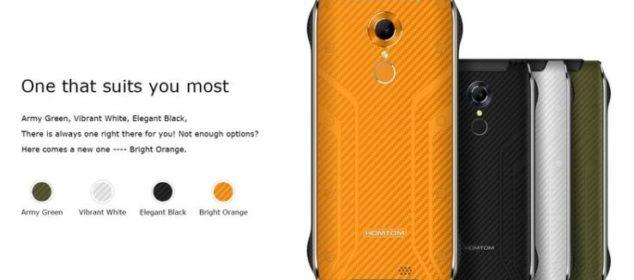 Homtom HT20 Pro dengan Spek Upgrade segera Hadir 1