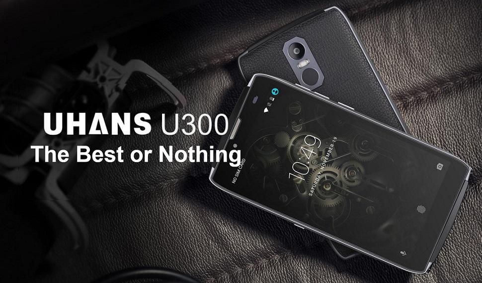 Uhans U300 dirilis sebagai Smartphone Premium: Harga dan Spesifikasi 1