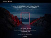 Vernee Umumkan Smartphone Helio X30 di MWC 2017: Apollo 2? 2