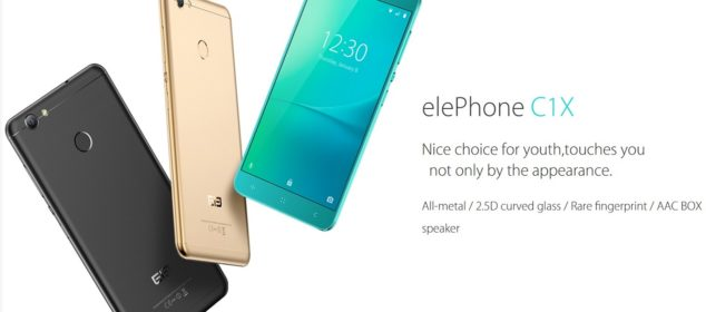 Elephone C1X resmi Dijual: Desain Keren dan Harga Murah 5