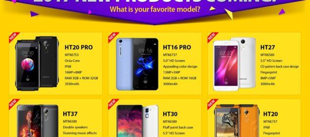 Tiga Produk Baru Smartphone Homtom di 2017 Diumumkan: Keren-keren...!! 7