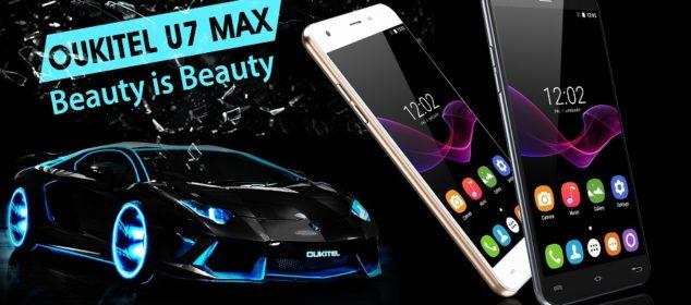 Oukitel U7 Max dirilis: Harga dan Spesifikasi 5