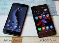 Bluboo Dual VS Ulefone Gemini: Duel Kamera Belakang Ganda 1