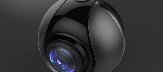 Kamera Elephone Panoramic 360-derajat Ganda: Bikin Video VR via Smartphone 1