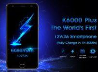 Oukitel K6000 Plus dengan RAM 4GB, Batere 6080 mAh: Spesifikasi Lengkap 5