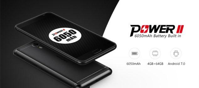 Ulefone Power 2 dengan RAM 4GB, Kamera 16MP: Harga dan Spesifikasi 1