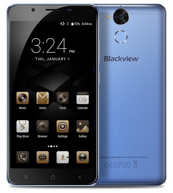 Blackview P2 Lite dirilis dengan RAM 3GB dan Batere 6000 mAh 7