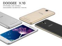 Doogee X10 dengan MT6570 dirilis: Smartphone Murah 600 Ribuan 1