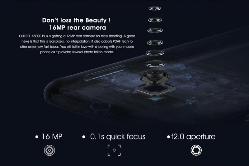 Adu Kamera Oukitel K6000 Plus VS Xiaomi Mi5 VS iPhone 7 1