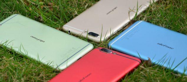 Ulefone Gemini Pro siapkan 6 Warna: Ada Merah Juga Seperti iPhone 7 4