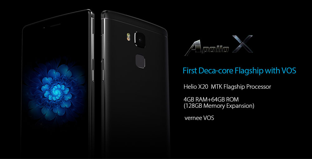 Vernee Apollo X dengan VOS, RAM 4GB Dirilis: Harga dan Spesifikasi 5