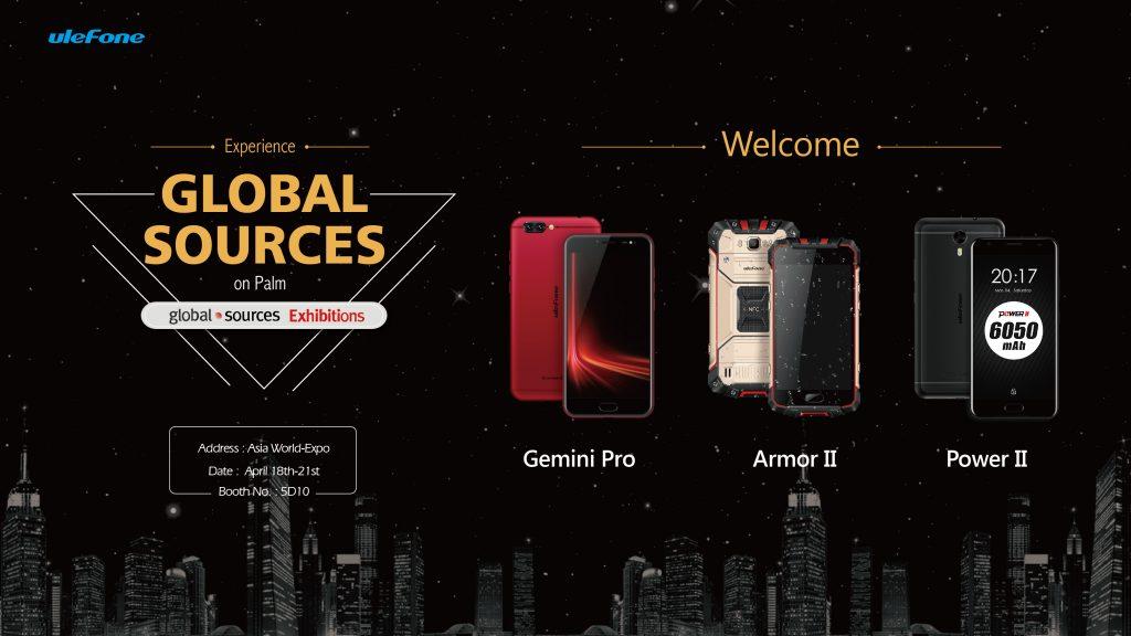 Fix: Ulefone Gemini Pro dan Armor 2 dirilis di Asia World Expo 1