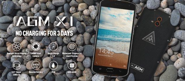 Harga dan Spesifikasi AGM X1: Smartphone Rugged Kamera Belakang Ganda Pertama 3