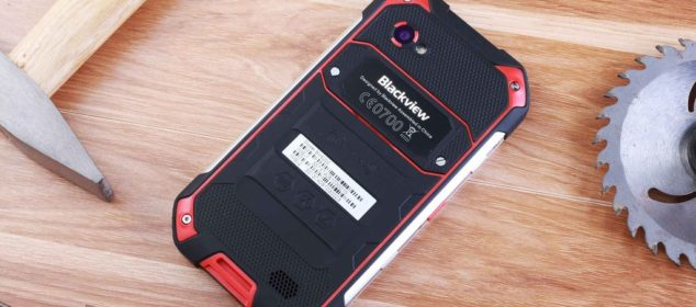 Warna Merah Untuk Blackview BV6000/BV6000S Resmi Dirilis 1