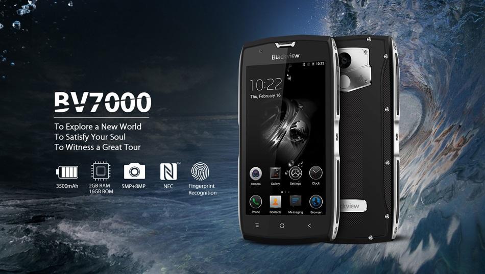 Blackview BV7000: Smartphone Rugged Murah dengan NFC dan Fingerprint 5
