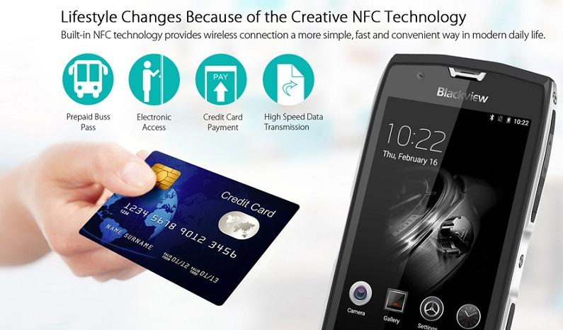 Blackview BV7000: Smartphone Rugged Murah dengan NFC dan Fingerprint 7