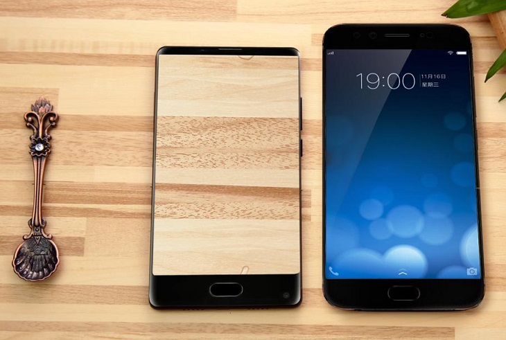 Doogee Mix vs Vivo X9: Duel Helio P25 VS Snapdragon 625 5