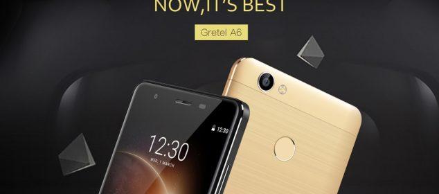 Harga dan Spesifikasi Gretel A6: Phablet 4G Murah dengan RAM 2GB 1
