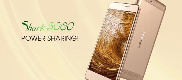 Leagoo Shark 5000: Phablet Batere 5000 mAh Harga 900 Ribu 1