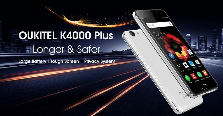 """Oukitel K4000 Plus: Layar 5"""", Batere 4100 mAh Harga Cuma 1,2 Juta 1"""