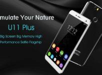 Oukitel U11 Plus dirilis: RAM 4GB, ROM 64GB, Harga 2,1 juta...!! 3