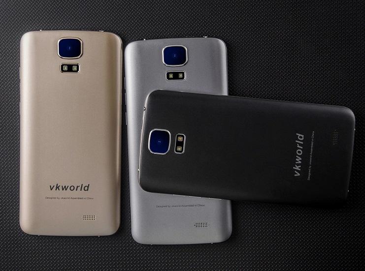 Vkworld S3: Bakal Smartphone Murah Spesial Multimedia 3