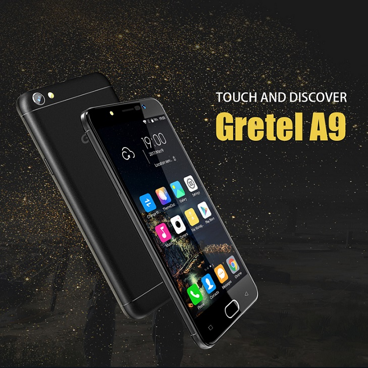 Gretel A9: Smartphone 4G Termurah dengan RAM 2GB dan Fingerprint 1