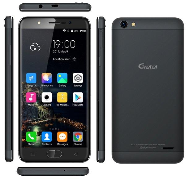 Gretel A9: Smartphone 4G Termurah dengan RAM 2GB dan Fingerprint 3