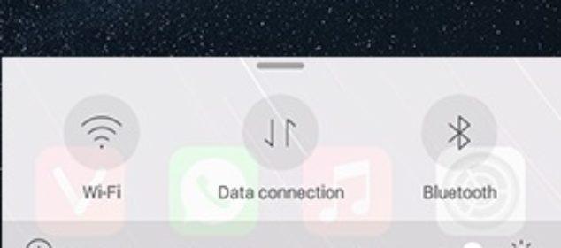 Lihat Ele OS 1.0 di Elephone P8 Mini: Tampilan Seperti iOS 1
